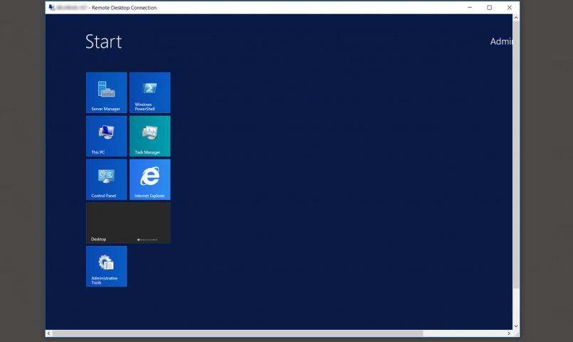 RDP open windows 1024x485.png 1 - اتصال به سرور مجازی ویندوز
