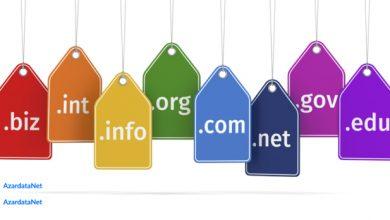 choosing a domain name 390x220 - انتخاب نام دامنه ی مناسب