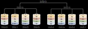 RAID 60 300x101 - انواع سطوح RAID در هارد دیسک ها