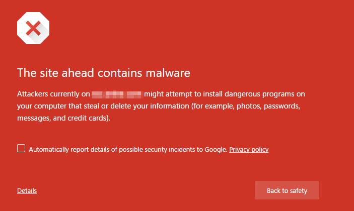 hacksite3 - آیا سایت من هک شده است؟