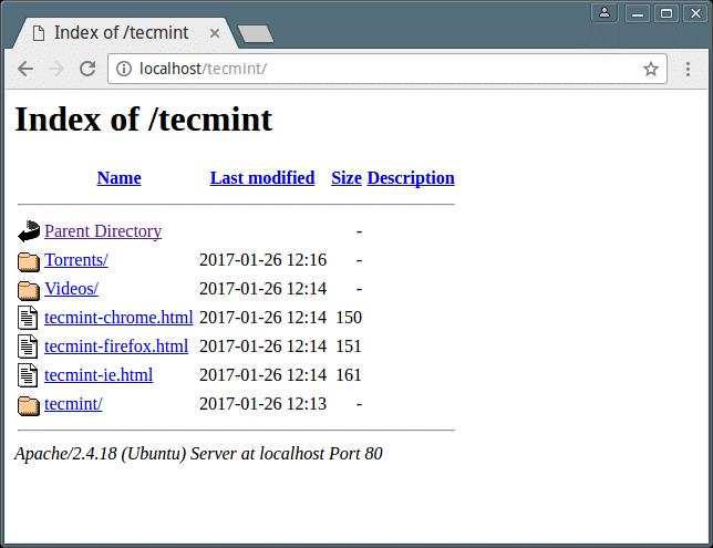 index - دسترسی به فایل htaccess