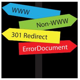 redirect htaccess - دسترسی به فایل htaccess