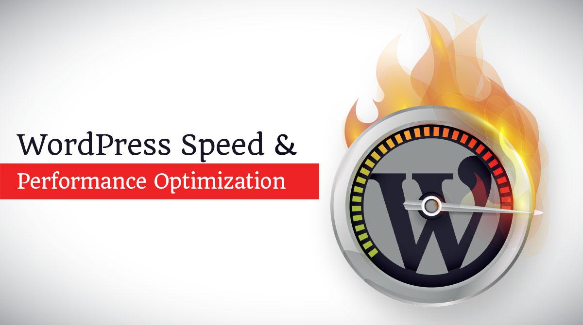 wordpress speed performance - افزایش سرعت لود سایت وردپرس