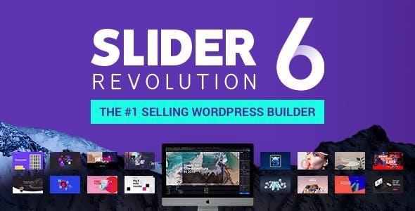 slider revolution 6 0 0 responsive wordpress plugin - 5 افزونه محبوب و پرکاربردترین وردپرس