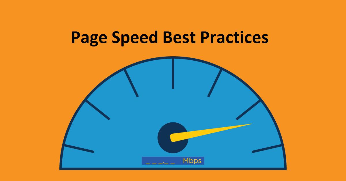 page speed 1 - عوامل تاثیرگذار در سرعت بارگذاری وب سایت