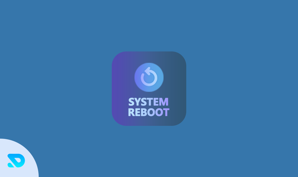 reboot - ریبوت لینوکس با دستور از طریق خط فرمان