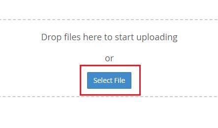 cpupload4 - آپلود فایل در سی پنل