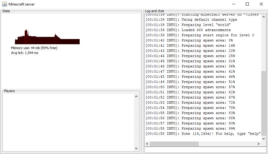 create minecraft sv03 - ساخت سرور برای بازی ماینکرافت - Minecraft