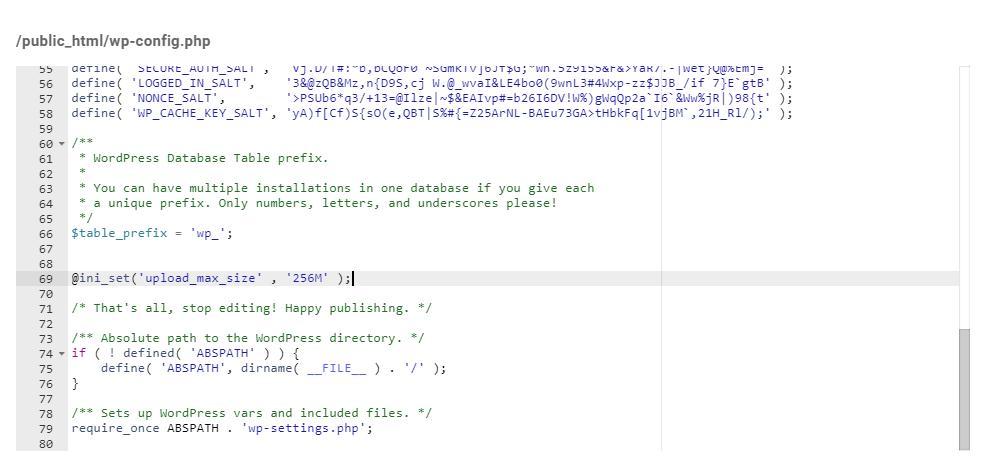 fix upload max filesize in wp03 - نحوه رفع ارور upload_max_filesize در وردپرس