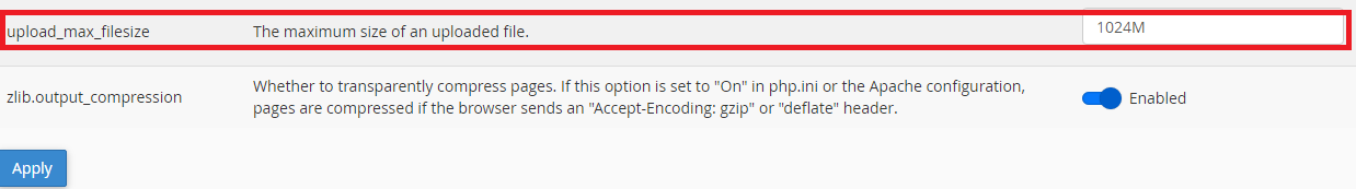 fix upload max filesize in wp05 - نحوه رفع ارور upload_max_filesize در وردپرس