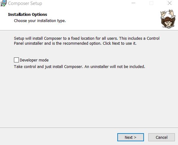 install composer full learn01 - نحوه نصب و استفاده از Composer