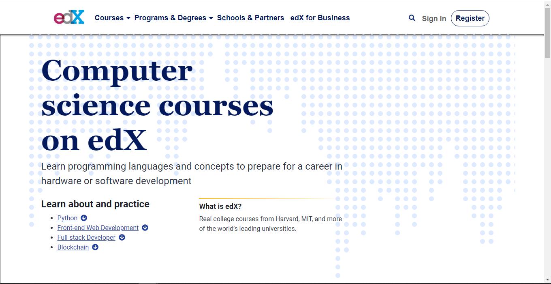 top 25 site coding04 - 15 تا از بهترین سایت های آموزش برنامه نویسی