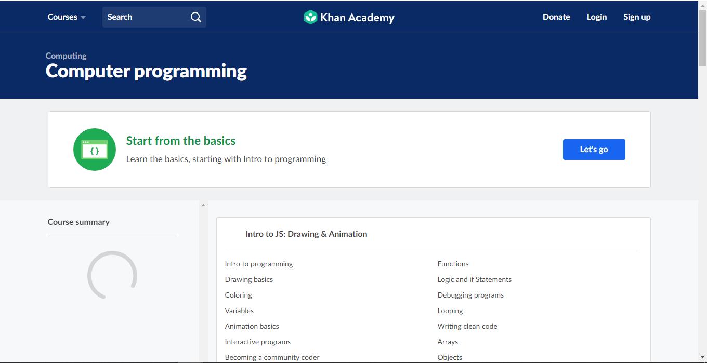 top 25 site coding05 - 15 تا از بهترین سایت های آموزش برنامه نویسی