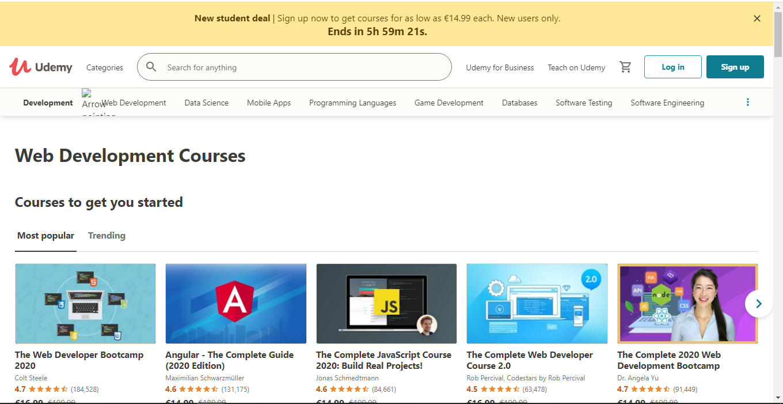 top 25 site coding08 - 15 تا از بهترین سایت های آموزش برنامه نویسی