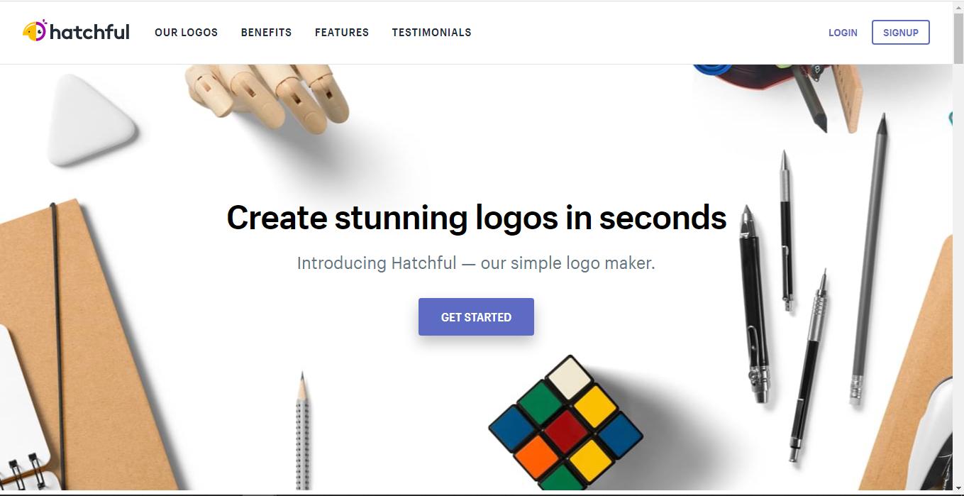 top 8 free logo maker07 - 5 تا از بهترین لوگو ساز های رایگان