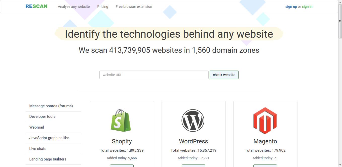 ww03 - چجوری سیستم مدیریت محتوا یک سایت رو تشخیص بدیم ؟