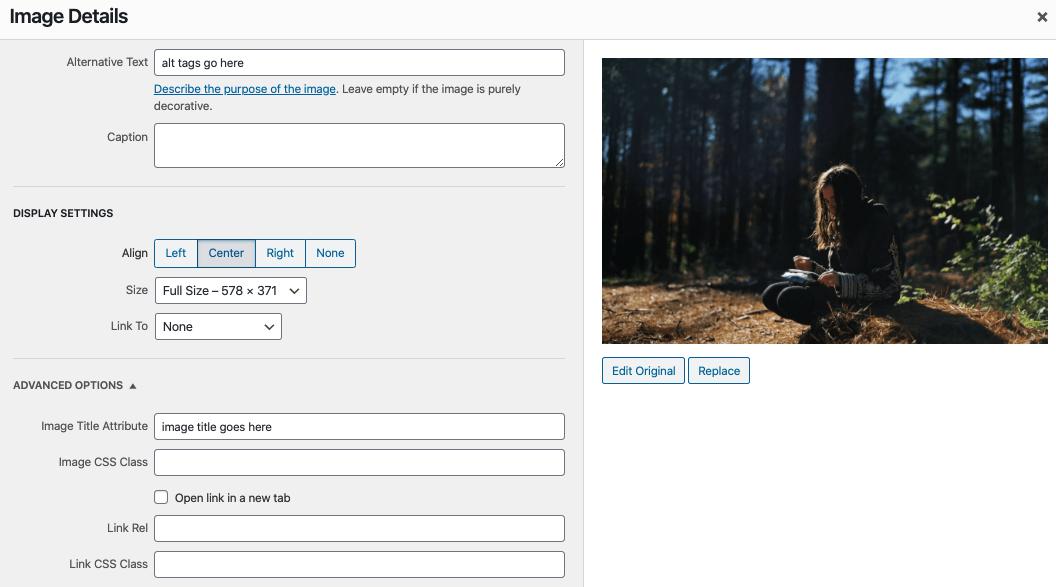 30 wordpress seo tips part06 03 - نکات SEO در وردپرس برای افزایش رتبه بندی موتور جستجو