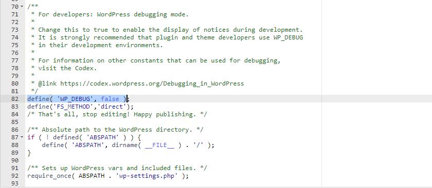 what is wp debug02 - WP_DEBUG چیست ؟