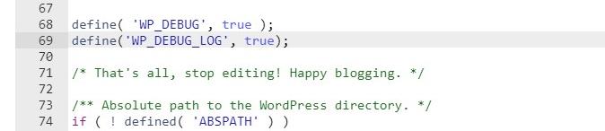 what is wp debug03 - WP_DEBUG چیست ؟