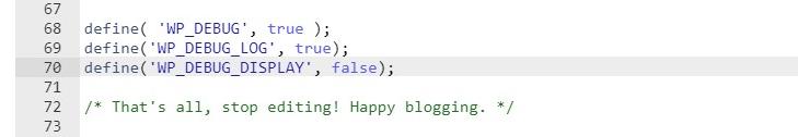 what is wp debug04 - WP_DEBUG چیست ؟