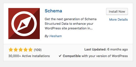 wordpress schema markup06 - Schema Markup چیه و چجوری به وردپرس اضافه میشه