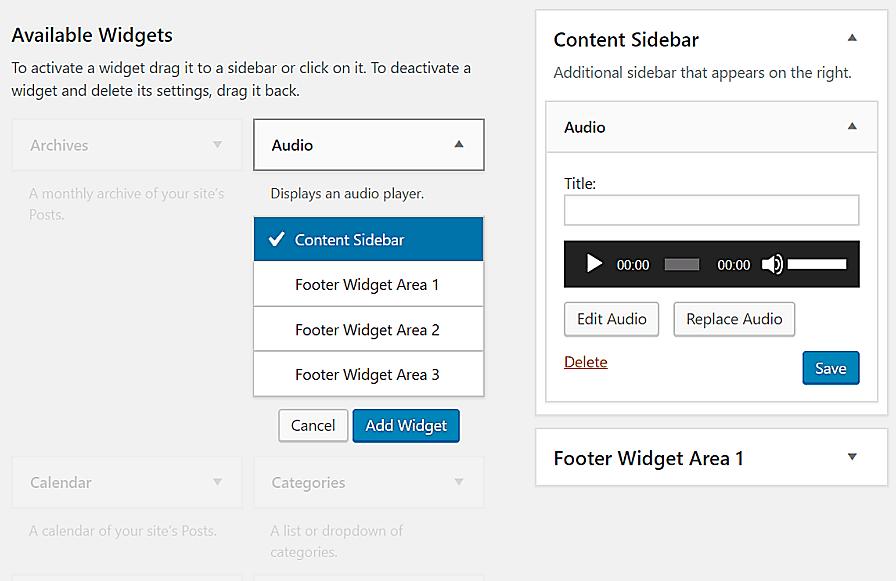 best wordpress audio players02 - بهترین موزیک پلیر برای وردپرس