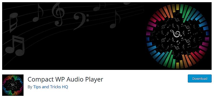 best wordpress audio players03 - بهترین موزیک پلیر برای وردپرس