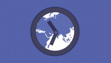 change timezone in ubuntu shakhes 390x220 - چگونه می توان منطقه زمانی را در ابونتو تغییر داد ؟