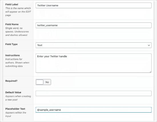how to add additional user profile fields in wordpress registration02 - افزودن فیلد جدید به صفحه عضویت وردپرس