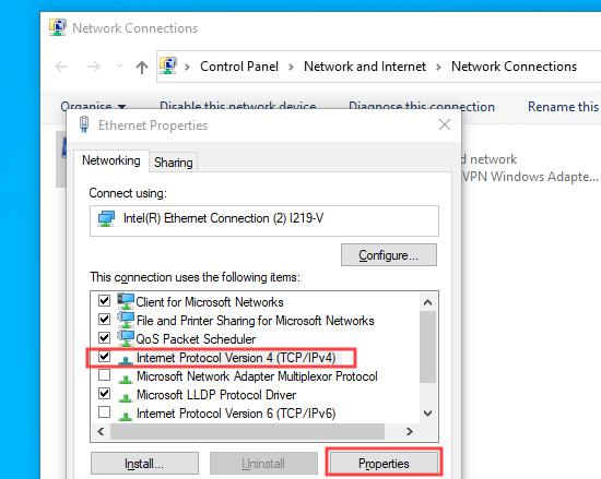 how to easily fix the dns probe finished nxdomain error10 - آموزش تصویری رفع ارور DNS_PROBE_FINISHED_NXDOMAIN
