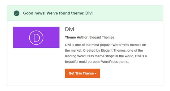 find which wordpress theme a site using02 - چگونه بفهمیم سایت موردنظر از چه قالبی استفاده میکند