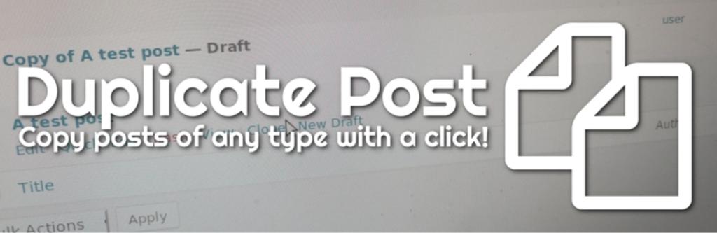 how to duplicate wordpress page or post01 - چگونه می توان صفحه یا پست را در وردپرس کپی کرد