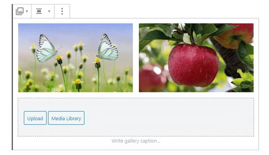 put images side by side in wordpress03 - چگونه تصاویر را در وردپرس کنار هم قرار دهیم
