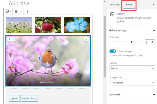 put images side by side in wordpress06 - چگونه تصاویر را در وردپرس کنار هم قرار دهیم