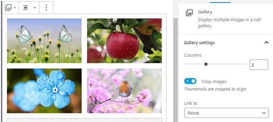 put images side by side in wordpress07 - چگونه تصاویر را در وردپرس کنار هم قرار دهیم