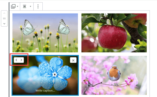 put images side by side in wordpress08 - چگونه تصاویر را در وردپرس کنار هم قرار دهیم