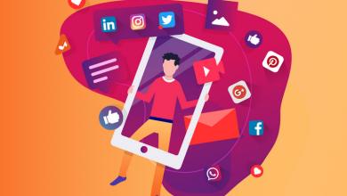 social media icons for wordpress shakhes 390x220 - چگونه ایکون رسانه های اجتماعی را به وردپرس اضافه کنیم