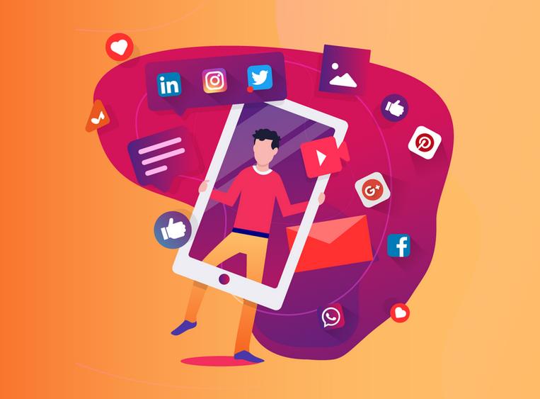 social media icons for wordpress shakhes - چگونه ایکون رسانه های اجتماعی را به وردپرس اضافه کنیم
