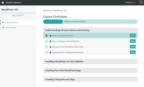 top lms wordpress plugins 02 - بهترین افزونه LMS برای سایت وردپرس - سیستم مدیریت آموزش و یادگیری