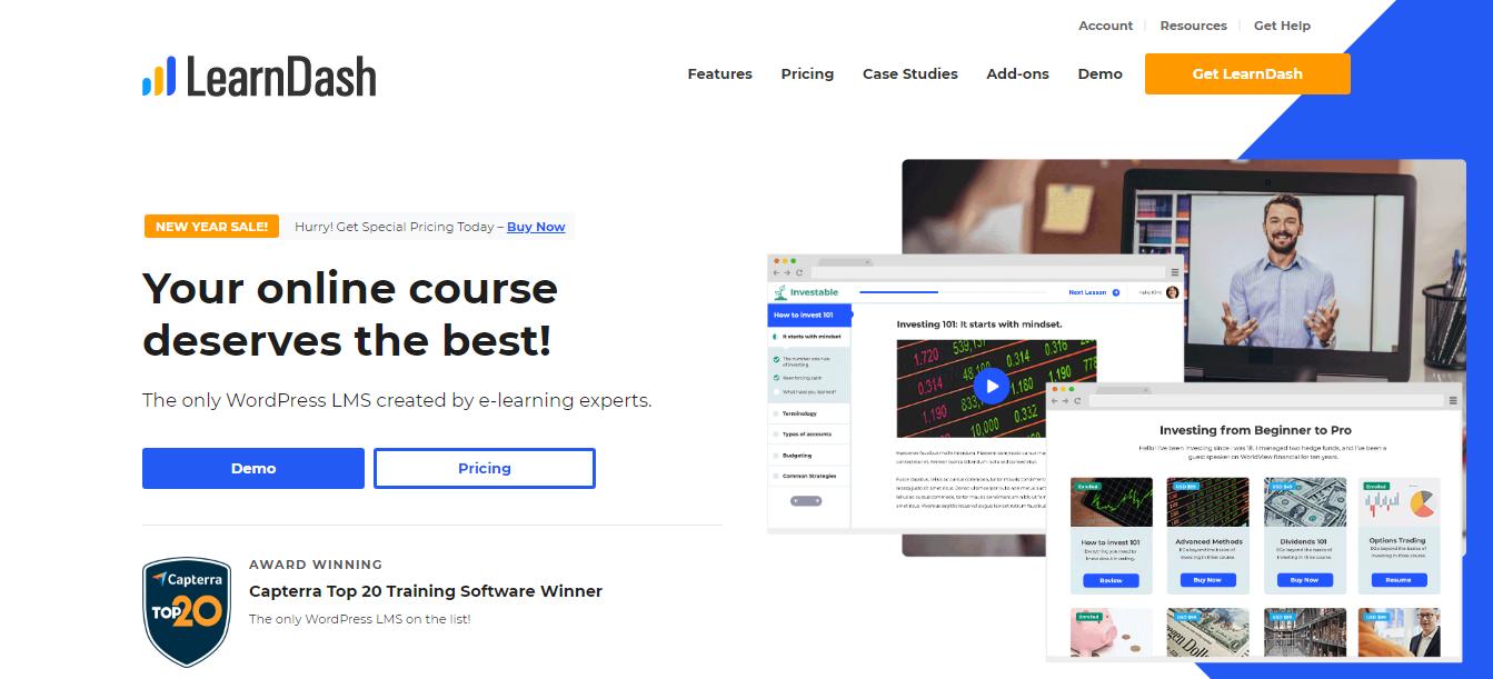 top lms wordpress plugins 06 - بهترین افزونه LMS برای سایت وردپرس - سیستم مدیریت آموزش و یادگیری