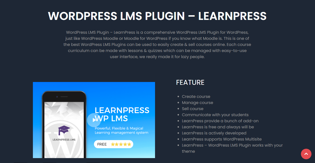 top lms wordpress plugins 09 - بهترین افزونه LMS برای سایت وردپرس - سیستم مدیریت آموزش و یادگیری