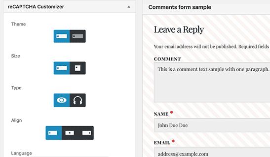 add recaptcha to wordpress comment form11 - آموزش افزودن کپچا به فرم نظرات وردپرس - reCAPTCHA
