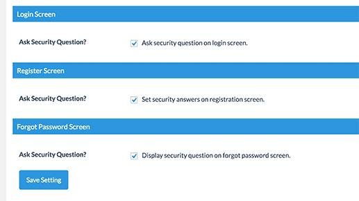 add security questions to wordpress login screen 02 - نحوه اضافه کردن سوالات امنیتی به صفحه ورود در وردپرس