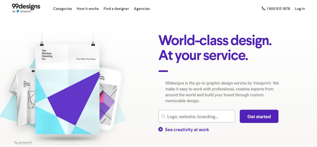 best sites to get a custom logo 03 - بهترین وبسایت ها برای دریافت لوگو سفارشی