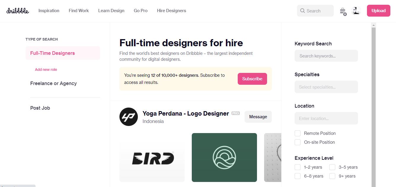 best sites to get a custom logo 05 - بهترین وبسایت ها برای دریافت لوگو سفارشی