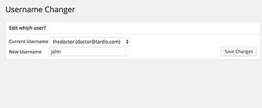 change wordpress username 03 - چگونه نام کاربری وردپرس خود را تغییر دهیم (مرحله به مرحله)