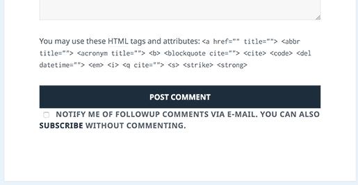 get more comments on wordpress site01 - چگونه نظرات بیشتری در سایت دریافت کنیم