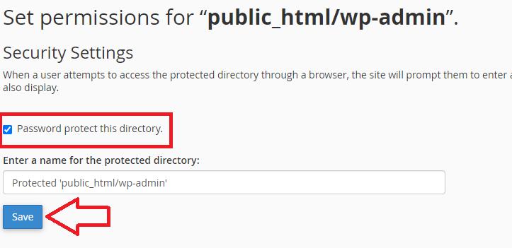 password protect wordpress admin wp admin 03 - گذاشتن رمز عبور برای صفحه wp-admin