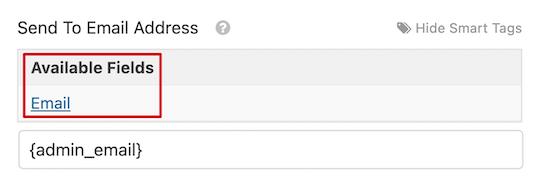 send confirmation emails after wordpress form submission 04 - نحوه ارسال ایمیل تایید پس از پرکردن فرم در سایت