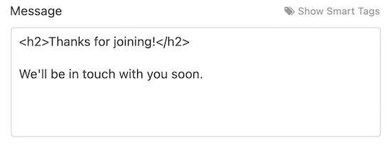 send confirmation emails after wordpress form submission 09 - نحوه ارسال ایمیل تایید پس از پرکردن فرم در سایت